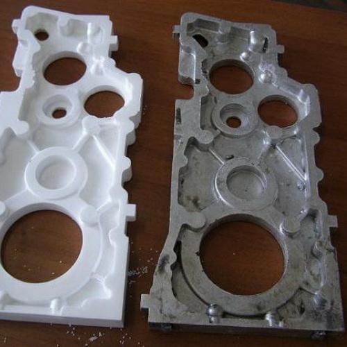 Форма для отливки металла